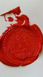 Siegel des Generalvikars