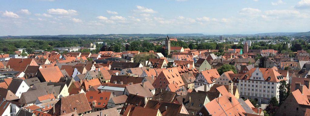 Memmingen - eine lebendige Stadt