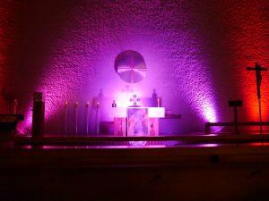 Christi Auferstehung Altar