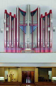 Orgel von Mariä Himmelfahrt