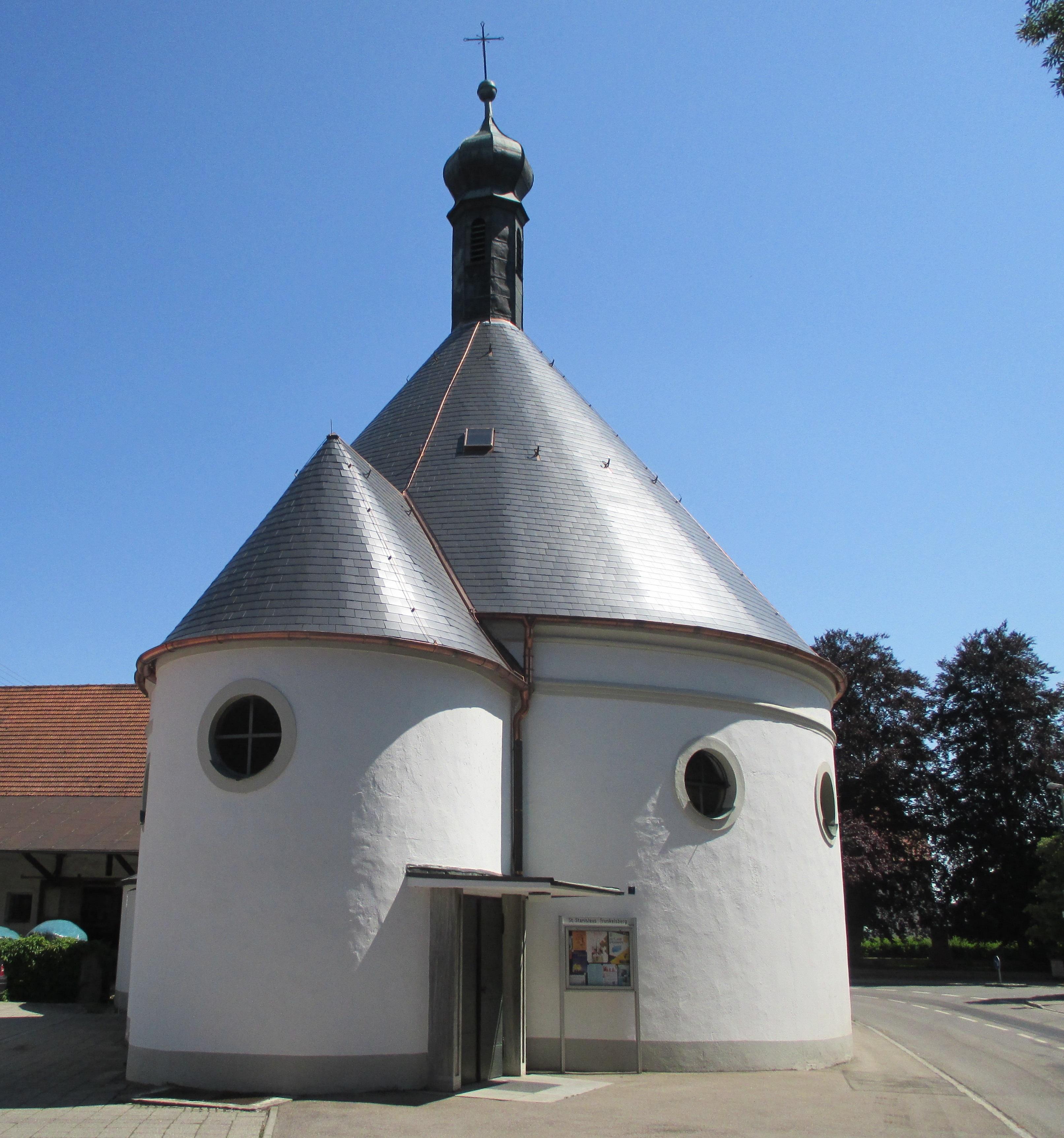 Kirche Trunkelsberg